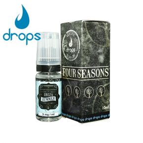 DROPS FOUR SEASONS IBIZA SUMMER ELIQUID 10 ML