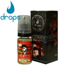 DROPS CONQUERORS ALEXANDER ELIQUID 10 ML