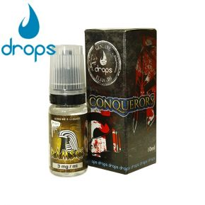 DROPS CONQUERORS RAMSES ELIQUID 10 ML