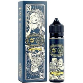 NASTY JUICE GAMBINO ELIQUID by KILO EJUICE SHAKE & VAPE 50 ML