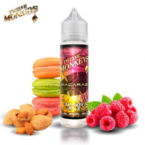 TWELVE MONKEYS MIX HARAMBAE ELIQUID 50ML SHAKE & VAPE