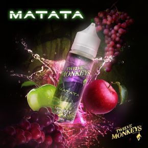 TWELVE MONKEYS MIX MATATA ELIQUID 50ML SHAKE & VAPE