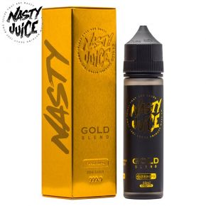 NASTY JUICE GOLD BLEND TOBACCO SERIES 50 ML SHAKE & VAPE