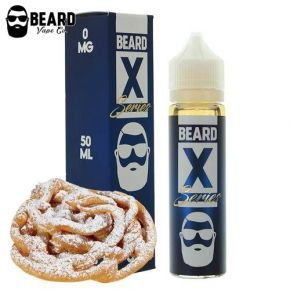 BEARD VAPE Nº 05 X SERIES 50ML SHAKE & VAPE