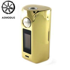 ASMODUS MINIKIN V2 180W TOUCH SCREEN GOLD SHINE EDITION