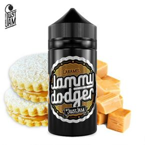 JAMMY DODGER VANILLA CUSTARD by JUST JAM SHAKE & VAPE 80 ML