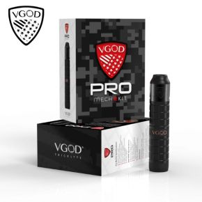 VGOD ELITE PRO MECH 2 + ELITE RDA KIT