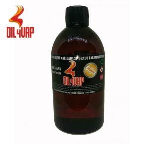 BASE OIL4VAP 0MG 50PG/50VG 200 ML TPD