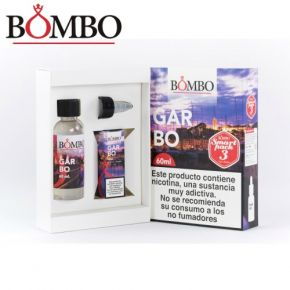 BOMBO ELIQUID BRANILA SMART PACK 3MG TPD 60 ML