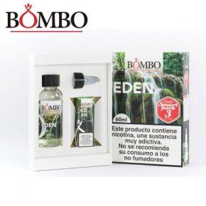 BOMBO ELIQUID EDEN SMART PACK 6MG TPD 60 ML