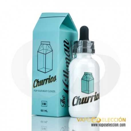 CHURRIOS BY THE MILKMAN ELIQUID 50 ML SHAKE & VAPE