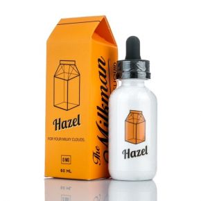 HAZEL BY THE MILKMAN ELIQUID 50 ML SHAKE & VAPE