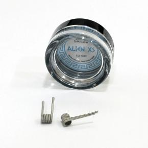 ASPANO COIL FRAPLED ALIEN 0,12 Ω