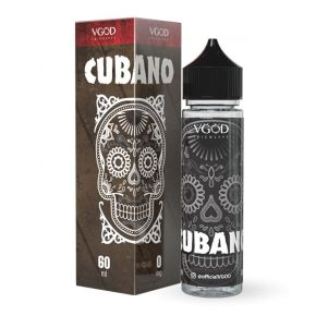 ELIQUID CUBANO 50ML | VGOD