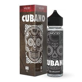 VGOD CUBANO ELIQUID 50ML SHAKE & VAPE