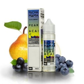 PACHAMAMA THE MINT LEAF - HONEYDEW BERRY KIWI EJUICE 50 ML SHAKE & VAPE