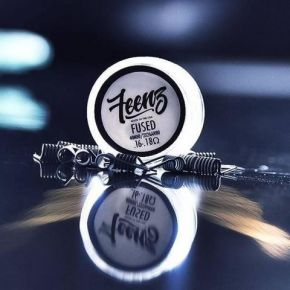 COILS FUSED CLAPTON PACK 2 UDS | WAKE CO. FEENZ