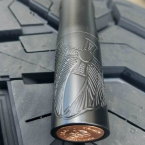 TRINITY GLASS U.S.1 MECH MOD SPECIAL EDITION BLACK