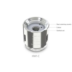 ELEAF HW1 SINGLE ELLO MINI TANK PACK 5 UDS.