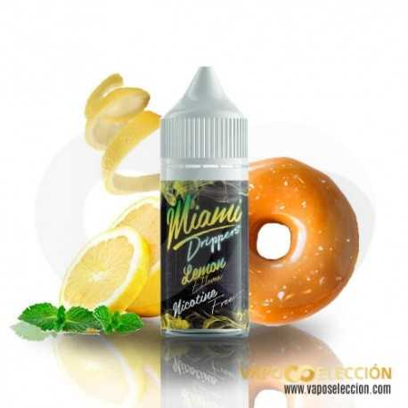 MIAMI DRIP CLUB LEMON E11EVEN 25 ML SHAKE & VAPE