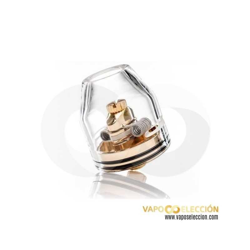 PYREX APOCALYPSE BULLET CAP TRINITY GLASS