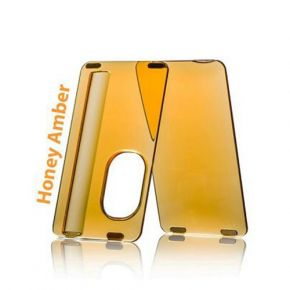 POLYCARBONATE DOORS DOTSQUONK GOLD AMBER | DOTMOD