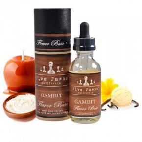 FIVE PAWNS QUEENSIDE ELIQUID 50 ML SHAKE & VAPE
