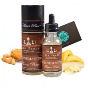 FIVE PAWNS GRAND MASTER ELIQUID 50 ML SHAKE & VAPE