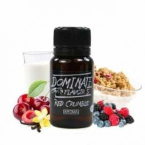 AROMA DOMINATE FLAVORS RED CRUMBLE 15 ML