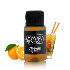 AROMA DOMINATE FLAVORS ORANGE MOJITO 15 ML