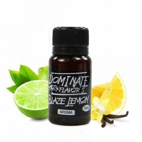 AROMA DOMINATE FLAVORS BLAZE LEMON 15 ML