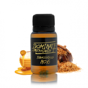 AROMA DOMINATE FLAVORS TOBACCO Nº 6, 15 ML