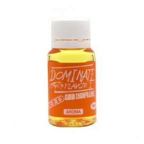 AROMA DOMINATE NEW ICED FLAVORS ICED GUAVA CHAMPAGNE 15 ML