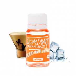 AROMA DOMINATE NEW ICED FLAVORS FRAPPE COFFEE 15 ML