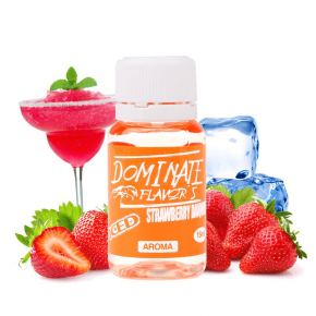 AROMA DOMINATE NEW ICED FLAVORS STRAWBERRY DAIQUIRI 15 ML