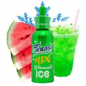 FANTASI ELIQUID MIX WATERMELON ICE 0MG 55 ML SHAKE & VAPE