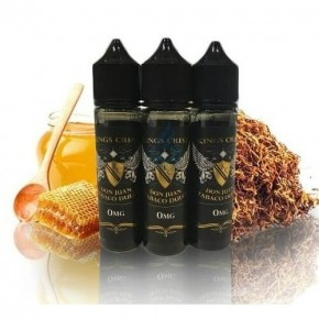 KING CREST DON JUAN TABACO DULCE 50 ML SHAKE & VAPE