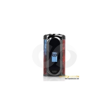 VOOPOO DRAG 157W BOX MOD RESIN BLACK EDITION